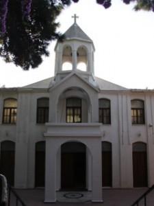 Kınalıada Kilise