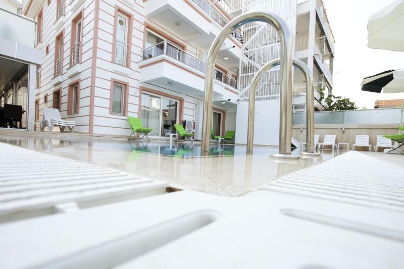 Kınalı Butik Otel Havuz Fotoğrafları